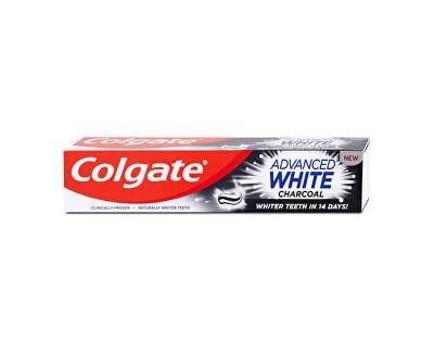 Pastă de dinți pentru albire cu cărbune activat Advanced Whitening Charcoal75 ml