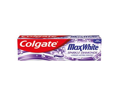 Bělicí zubní pasta Max White Sparkle Diamonds 75 ml
