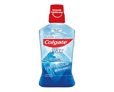 Ústní voda proti zubnímu plaku Plax Cold Explosure 500 ml