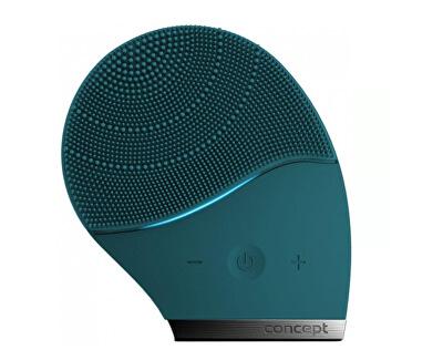 Čisticí sonický kartáček na obličej Sonivibe SK9000 - smaragd