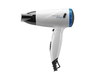 VV5741 Sušič vlasov Beautiful 1500 W biela + modrá