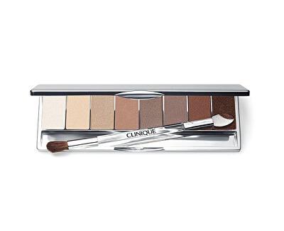 Lidschatten-Palette mit Spiegel  All About Shadow (Eyeshadow Palette) 11,7 g