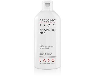 Šampon proti řídnutí vlasů pro muže Re-Growth - stupeň 1300 (Shampoo) 200 ml