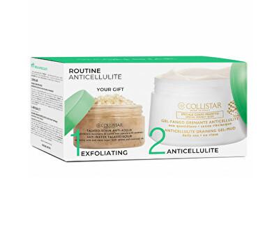 Set cosmetic împotriva celulitei special Perfect Body Anticellulite Draining Gel-Mud