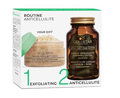 Kosmetická sada proti celulitidě Special Perfect Body Routine Anticellulite Set