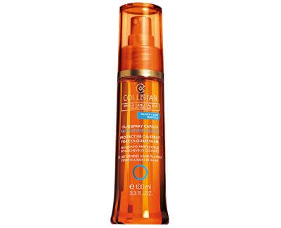 Ochranný olej ve spreji pro barvené vlasy (Protective Oil Spray) 100 ml
