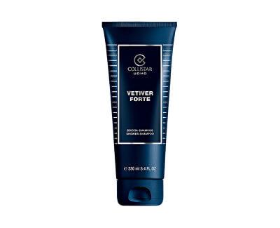 Sprchový gel a šampon Vetiver Forte (Shower Shampoo) 250 ml