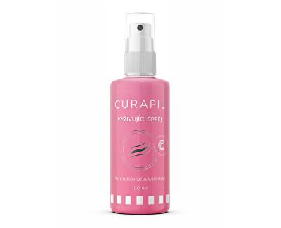 Vyživující sprej Curapil pro snadné rozčesávání vlasů 150 ml