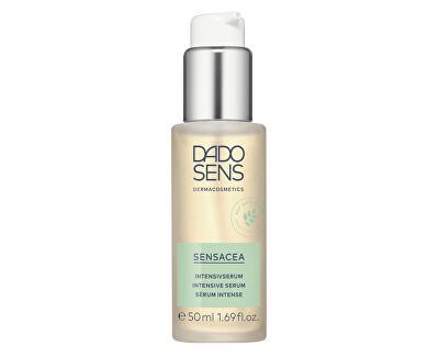 Intensives Serum für sehr empfindliche Haut und Couperose Sensacea 50 ml