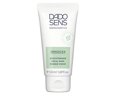 Mască de Ten pentru pielea foarte sensibilă  Sensacea50 ml