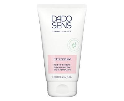 HautHautreinigungscreme für trockene, empfindliche HautExtroderm 150 ml
