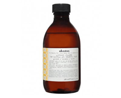 Šampón zvýrazňujúce zlaté a medové blond odtiene vlasov Alchemic (Golden Shampoo) 280 ml