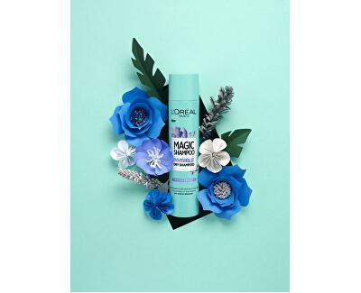 Suchý šampón pre objem vlasov Magic Shampoo (Invisible Dry Shampoo) 200 ml