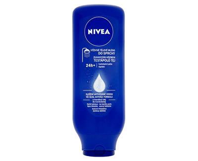 Výživné tělové mléko do sprchy pro suchou pokožku 400 ml - SLEVA - poškozené víčko