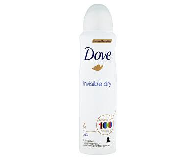 Antiperspirant ve spreji Invisible Dry
