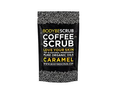 Kávés bőrradír  Karamel (Coffee Scrub)