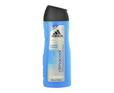 Sprchový gel 3 v 1 pro muže Climacool (Shower Gel Body Hair Face)
