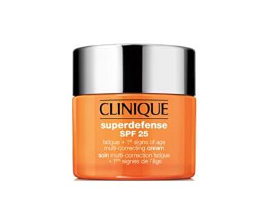 Cremă de zi pentru pielea uscată si normală Superdefense SPF 25 (Multi-Correcting Cream)