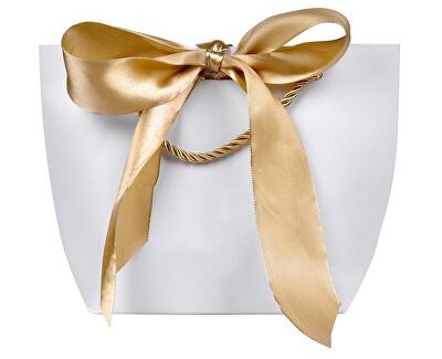 Dárková taška se zlatou stuhou 1 ks
