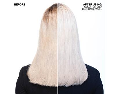Kondicionér neutralizující žluté tóny vlasů Color Extend Blondage (Color-depositing Conditioner)