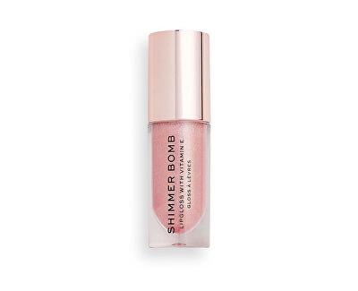 Lesk na rty Shimmer Bomb (Lip Gloss) 4,5 ml