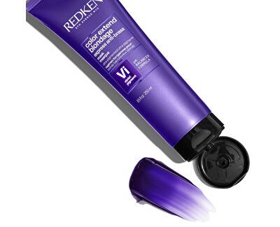 Maska neutralizující žluté tóny vlasů Color Extend Blondage (Express Anti-brass Purple Mask)