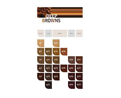 Permanentní barva na vlasy Koleston Perfect ME™+ Deep Browns 60 ml - SLEVA - pomačkaná krabička