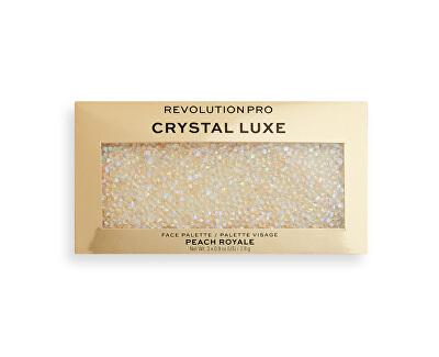 Paleta de față Crystal Luxe(Face Palette) 8,4 g