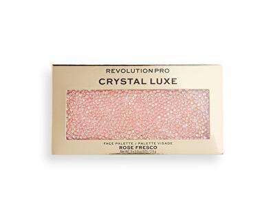 Paletka na tvář Crystal Luxe (Face Palette) 8,4 g