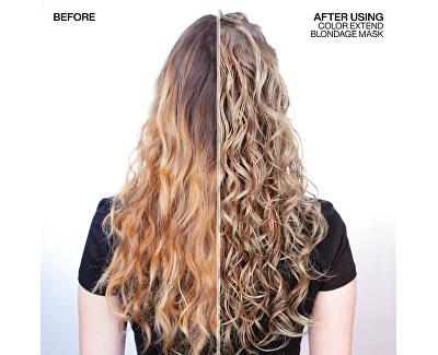Šampon neutralizující žluté tóny vlasů Color Extend (Blondage Shampoo)