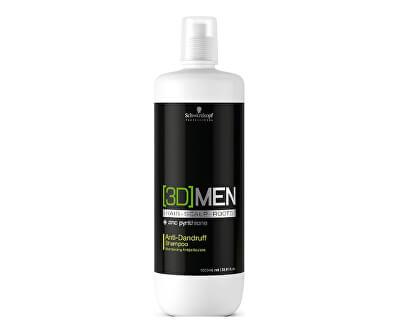 Šampón proti lupinám pre mužov 3D (Anti-Dandruff Shampoo)