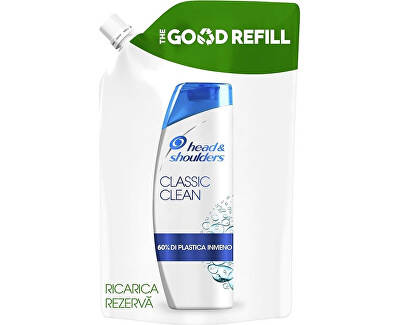 Šampon proti lupům v plnitelné láhvi Anti-Dandruff (Shampoo)