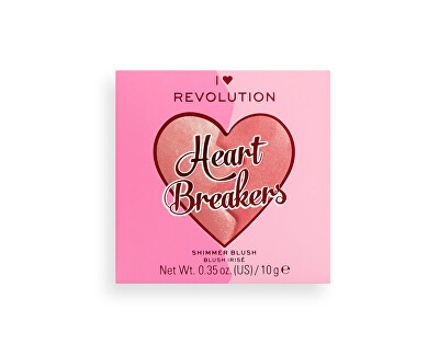 Tvářenka Heartbreakers Shimmer 10 g