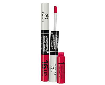 Dlouhotrvající barva na rty a lesk 2v1 16h Lip Colour