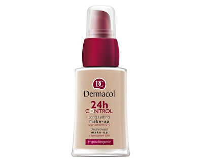 Dlouhotrvající make-up (24h Control Make-up) 30 ml