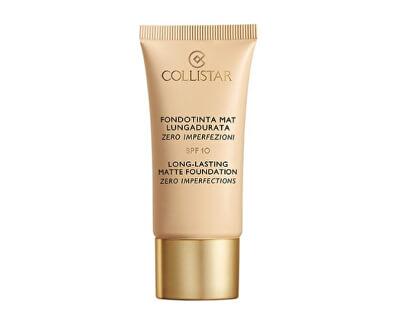 Make-up cu efect matifiant de lungă durată SPF 10 (Long Lasting Matte Foundation) 30 ml