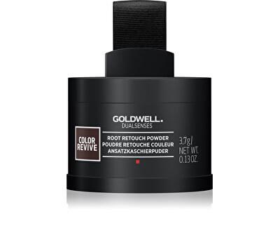 Púder pre zakrytie odrastov Dualsenses Color Revive (Root Retouche Powder) 3,7 g