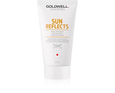 Regeneračná maska pre slnkom namáhané vlasy Dualsenses Sun Reflects (60sec Treatment)
