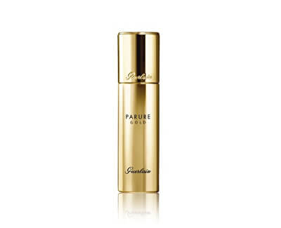 Machiaj hidratant de acoperire Parure Gold SPF 30 (Radiance Foundation) 30 ml