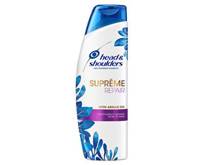 Šampon proti lupům pro poškozené vlasy Supreme Repair (Anti-Dandruff Shampoo)