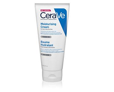 Hydratační krém pro suchou až velmi suchou pokožku (Moisturising Cream)