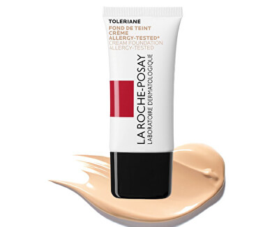 Hydratační krémový make-up Toleriane SPF 20 (Cream Foundation Allergy-Tested) 30 ml
