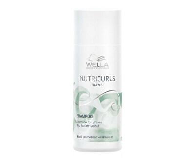 Hydratačný šampón pre vlnité a kučeravé vlasy Nutricurls (Shampoo for Waves)