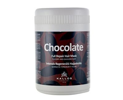 Intenzivně regenerační maska Chocolate (Chocolate Full Repair Hair Mask) - SLEVA - prasklé víčko
