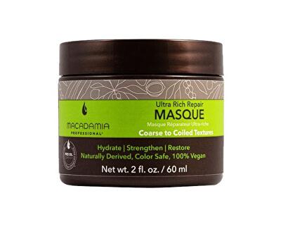 Hĺbkovo regeneračná maska pre poškodené vlasy Ultra Rich Repair (Masque)