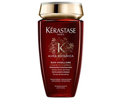 Posilující a vyživující šampon pro zesláblé vlasy bez života Aura Botanica Bain Micellaire (Gentle Aromatic Shampoo)