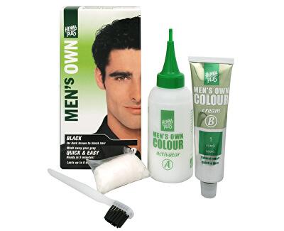 Prírodná farba na vlasy pre mužov Men Own