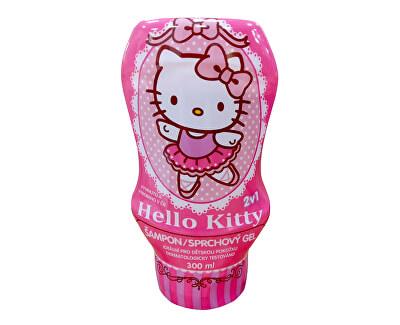 Šampon a sprchový gel Hello Kitty
