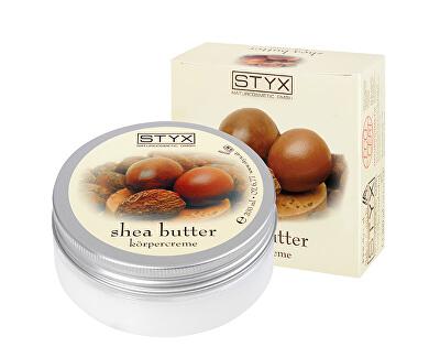 Shea Butter tělový krém sbambuckým máslem