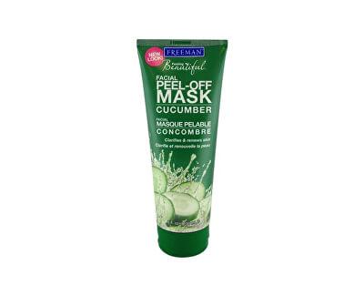 Slupovací okurková maska (Facial Peel-Off Mask Cucumber)